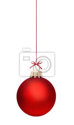 Rouge Boule de Noël