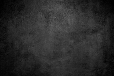 Papiers peints Rough Black wall slate texture rough background, dark concrete floor or old grunge background