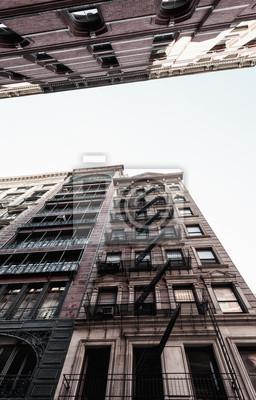 Papiers peints Rue de New York ET immeubles