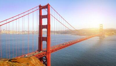 Papiers peints San Francisco, Golden Gate Bridge