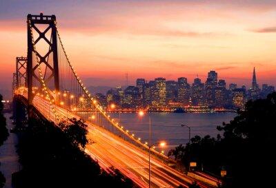 Papiers peints San Francisco Sunset