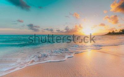 Papiers peints sea beach blue sky sand sun daylight relaxation landscape viewpoint for design postcard and calendar in thailand