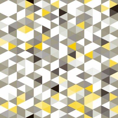 Papiers peints seamless background avec des formes géométriques abstraites
