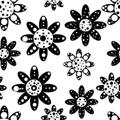 Papiers peints Seamless floral