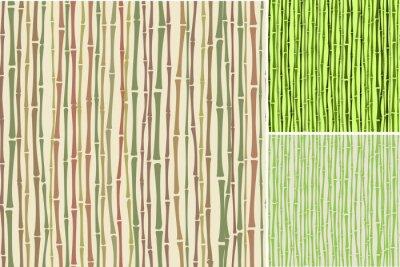 Papiers peints Seamless, texture, bambou, tiges