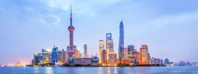 Papiers peints Shanghai