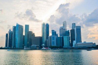Papiers peints Singapour entreprise cener