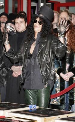 Papiers peints Slash, Ronnie James Dio et Terry Bozzio Induis dans Hollywood RockWalk tenu au Guitar Center RockWalk d'Hollywood à Hollywood, Etats-Unis le 17 janvier 2007.