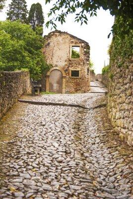 Papiers peints Soave, strada al Castello.