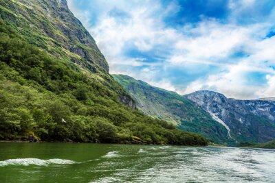 Papiers peints Sognefjord en Norvège