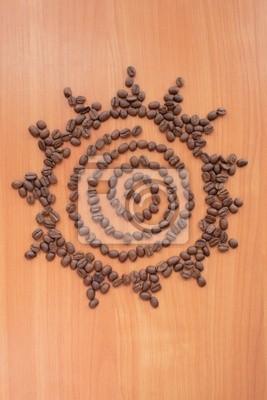 soleil à café