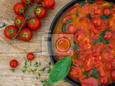 souce tomate pour pâtes