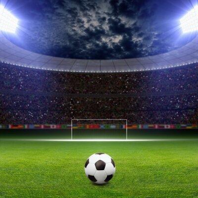 Papiers peints Stade de football