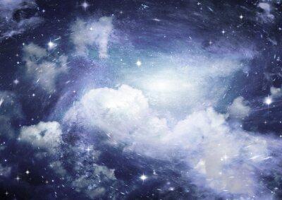 Papiers peints Star, champ, espace, nébuleuses