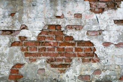 Papiers peints Stara cegła - ściana, mur
