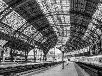 Papiers peints Station France, Barcelone