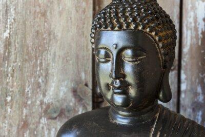 Papiers peints statue Bouddha