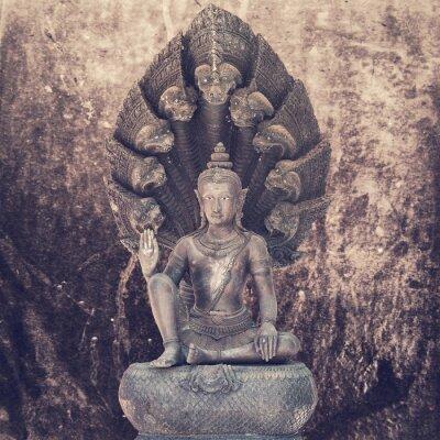 Papiers peints Statue, bouddha, séance