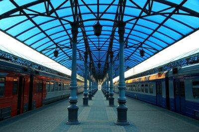 Papiers peints Stazione ferroviaria Jaroslavskij