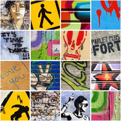 Papiers peints Street Art 2
