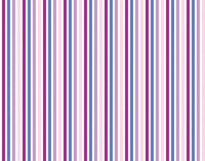 Papiers peints Streifenmuster Hintergrund lila rose balu