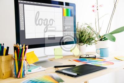 Papiers peints Studio de conception graphique