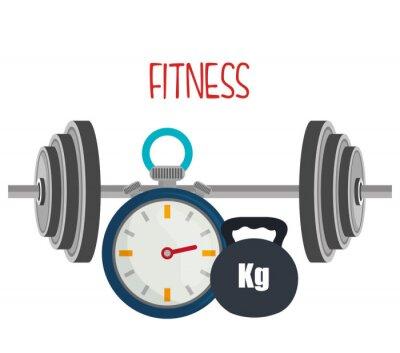 Papiers peints Style de vie gym et fitness