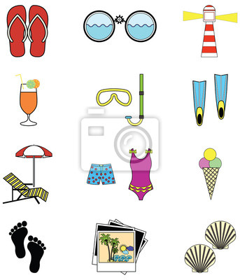 Summer and holidays attributes
