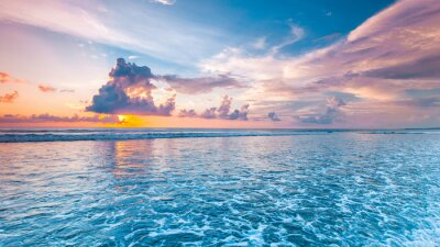 Papiers peints Sunset over the sea