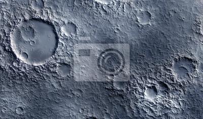 Papiers peints Surface Lune
