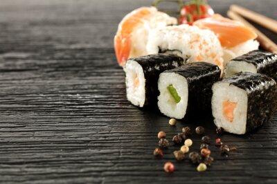 Papiers peints sushi