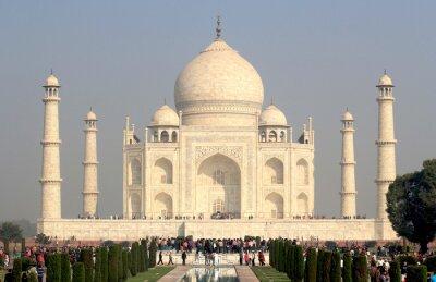 Papiers peints Taj Mahal