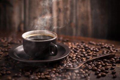 Papiers peints Tasse à café