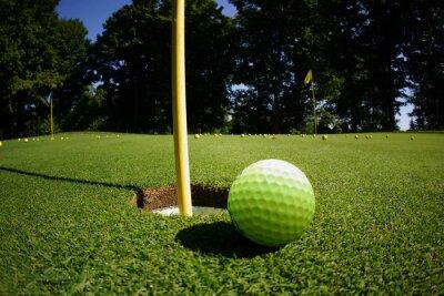 Papiers peints Terrain de golf