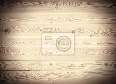 Papiers Peints Texture Bois Clair Avec Des Planches Horizontales Table Bureau