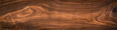 Papiers peints Texture bois noyer Fond de texture de planches noyer super long. Élément de texture