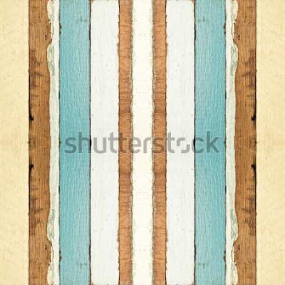 Papiers peints Texture de vieilles planches de bois sans soudure coloré, peut être utilisé pour le fond