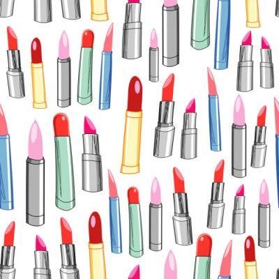 Papiers peints texture du rouge à lèvres