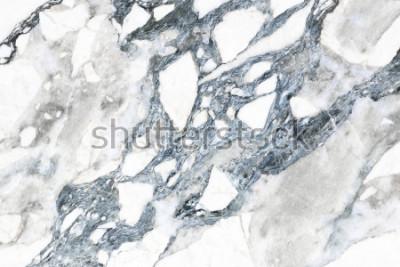 Papiers peints Texture marbre blanc avec motif naturel pour le fond