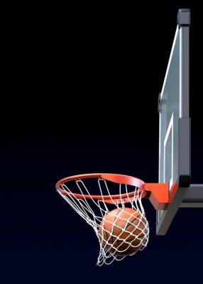 Papiers peints tir de basket-ball