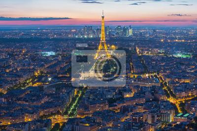 Papiers peints Tour Eiffel à Paris, France