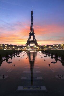 Papiers peints Tour Eiffel Paris