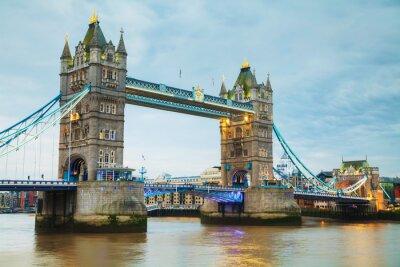 Papiers peints Tower Bridge à Londres, Grande-Bretagne