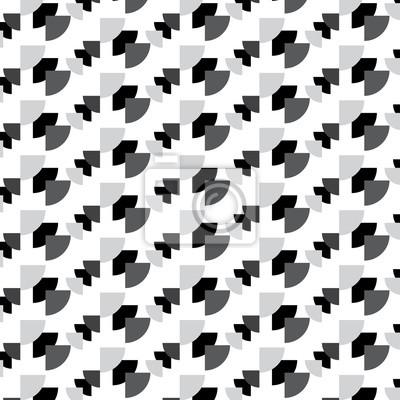 Triangle Noir Blanc Argent Groupe Raye Diagonale De Fond Papier