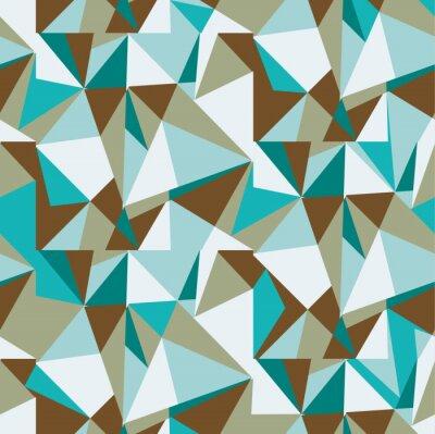 Papiers peints triangles d'arrière-plan