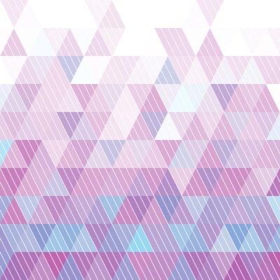 Papiers peints Triangles modèle