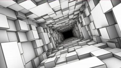 Papiers peints tunnel