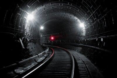 Papiers peints Tunnel de métro de Kiev