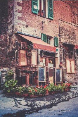 Papiers peints Tuscan restaurant
