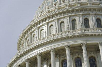 Papiers peints US Capitol dôme détail